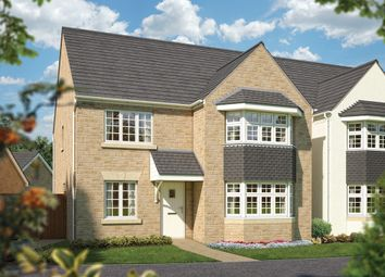 "Thumbnail 4 bed detached house for sale in ""The Barrington"" at Townsend Road, Shrivenham, Swindon"