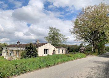 Thumbnail Land for sale in Development Site For 3 Dwellings, Redgate, Nr Liskeard