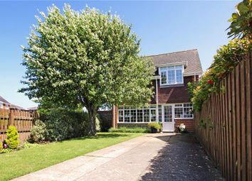 Thumbnail 4 bed detached house for sale in Fincham Close, East Preston, Littlehampton