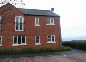 Thumbnail 2 bed flat to rent in Brunt Lane, Woodville, Swadlincote