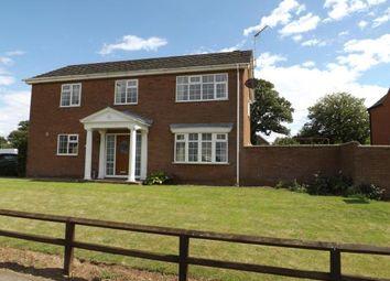 Thumbnail 4 bedroom detached house for sale in Downham Market, Kings Lynn, Norfolk