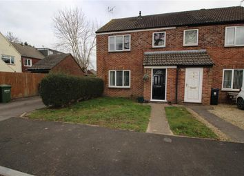 Thumbnail 3 bed end terrace house for sale in Piper Road, Yate, Bristol
