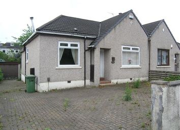Thumbnail 2 bed semi-detached bungalow for sale in Hamilton Road, Rutherglen, Glasgow
