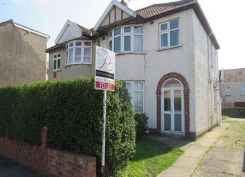 4 bed semi-detached house to rent in Ridgeway Road, Fishponds, Bristol BS16