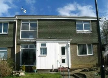 Thumbnail 2 bed flat to rent in Maplebeck Close, Moorside, Sunderland, Tyne And Wear