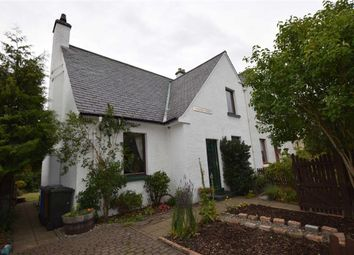 Thumbnail 2 bed semi-detached house for sale in Teaninich Street, Alness, Ross-Shire
