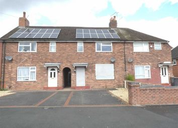 Thumbnail 2 bed terraced house for sale in St Bernards Road, Knutton, Newcastle-Under-Lyme