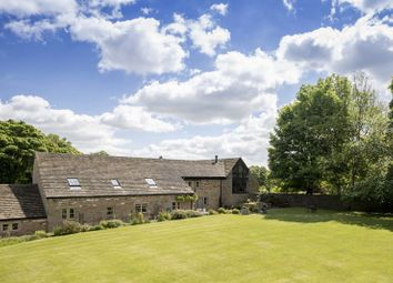 Thumbnail 5 bed detached house for sale in Finthorpe Grange, Finthorpe Lane, Almondbury