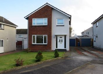 Thumbnail 3 bed detached house to rent in Broomknowes Avenue, Lenzie, Kirkintilloch, Glasgow