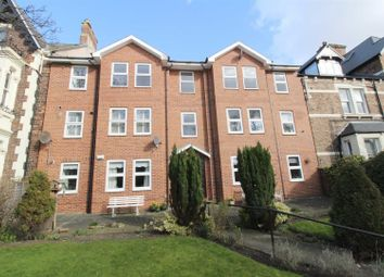 Thumbnail 2 bed flat for sale in Manor Road, Tynemouth, North Shields