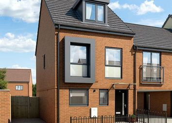 Thumbnail 3 bed terraced house for sale in Bridle Wood, Donnington, Telford