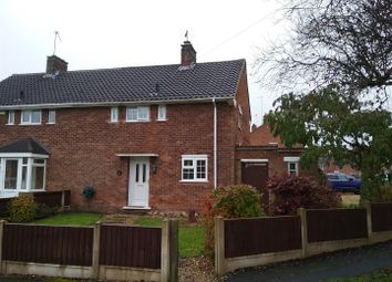 Thumbnail 2 bed semi-detached house for sale in Oxbarn Road, Stafford