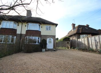 Thumbnail 3 bed semi-detached house for sale in Framfield, Uckfield