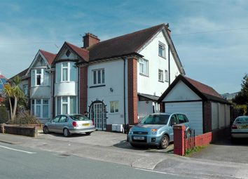 Thumbnail 2 bed flat for sale in Morin Road, Paignton