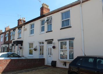 Thumbnail 2 bedroom terraced house to rent in Cauldwell Hall Road, Ipswich, Suffolk