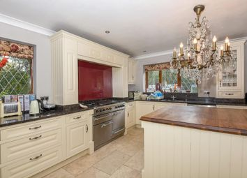 Thumbnail 5 bedroom detached house to rent in Weybridge, Connaught Drive