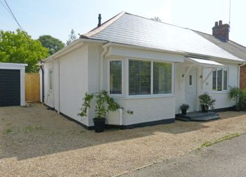 Thumbnail 2 bed semi-detached bungalow for sale in Church Lane, Amesbury, Salisbury