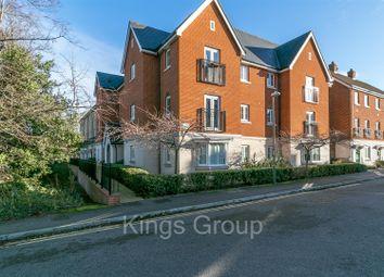 Thumbnail 2 bedroom flat for sale in Sanville Gardens, Stanstead Abbotts, Ware