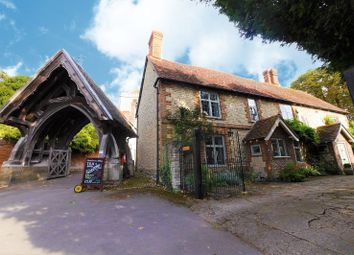 Thumbnail 4 bed cottage for sale in High Street, Dorchester-On-Thames, Wallingford