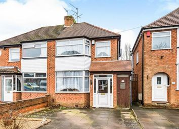 Thumbnail 3 bed semi-detached house for sale in Sylvan Avenue, Northfield, Birmingham, West Midlands