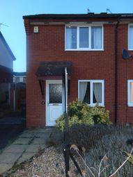 Thumbnail 2 bedroom semi-detached house to rent in Ann Close, Ellesmere Port