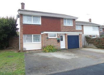 Thumbnail 4 bed detached house for sale in Sheppard Close, Clacton-On-Sea