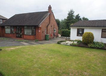Thumbnail 3 bed detached bungalow for sale in Hallfields Road, Warrington