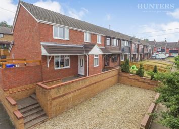 Thumbnail 4 bed town house for sale in Keene Close, Stoke-On-Trent