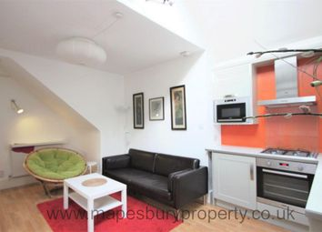 Thumbnail 1 bed flat to rent in St Pauls Avenue, Willesden Green