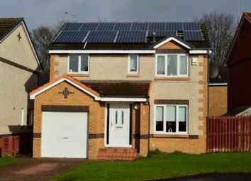 Thumbnail 4 bed detached house for sale in Malclm Street. Motherwell, Lanarkshire