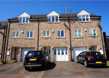 Thumbnail 3 bed town house for sale in Cygnet Fold, Mansfield Woodhouse