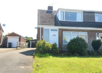 Thumbnail 2 bedroom semi-detached bungalow to rent in St Albans Way, Wickersley, Rotherham, South Yorkshire