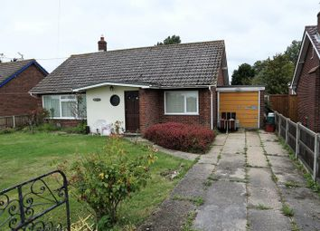 Thumbnail 2 bedroom detached bungalow for sale in Beaumont Road, Great Oakley, Harwich