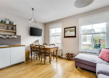 Thumbnail 2 bed flat for sale in Bythorn Street, London