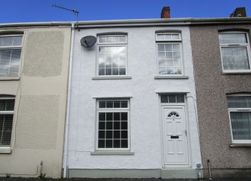 Thumbnail 2 bed terraced house for sale in Heol Giedd, Cwmgiedd, Ystradgynlais, Swansea.