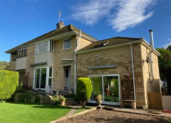 Thumbnail 4 bed semi-detached house for sale in Deadmill Lane, Swainswick, Bath
