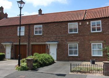 Thumbnail 3 bed town house for sale in Wilkinsons Court, Easingwold
