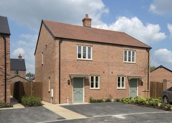 Thumbnail 2 bed semi-detached house to rent in Flanders Close, Bicester
