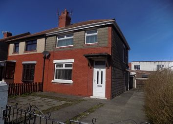 Thumbnail 3 bed semi-detached house for sale in St Andrews Avenue, Cleveleys