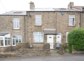 Thumbnail 2 bed terraced house to rent in Pleasant View, Medomsley, Consett