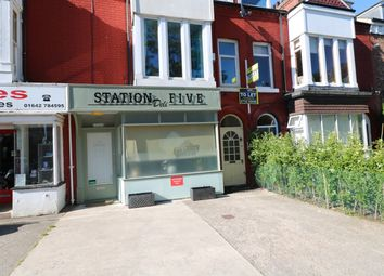 Thumbnail 2 bed duplex to rent in Station Road, Eaglescliffe, Stockton - On - Tees