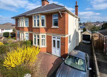 Thumbnail 3 bed semi-detached house for sale in Sun Lea, Victoria Road, Llandrindod Wells