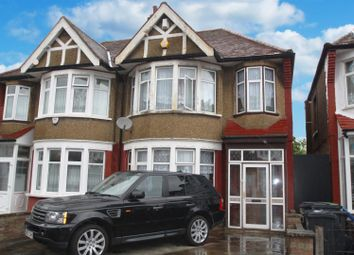 Thumbnail 3 bed semi-detached house for sale in Norfolk Avenue, London