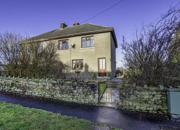 Thumbnail 4 bed semi-detached house for sale in East End, Elton, Matlock