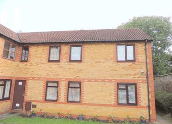 Thumbnail 2 bed flat for sale in Fosters Lane, Bradwell, Milton Keynes