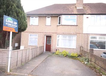 Thumbnail 2 bed maisonette to rent in Ashwood Avenue, Uxbridge