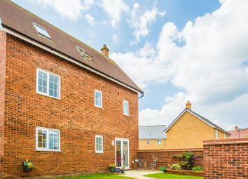 Thumbnail 4 bed detached house to rent in Constance Street, Buckingham