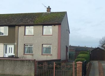 Thumbnail 2 bed end terrace house for sale in Alloway Road, Dumfries