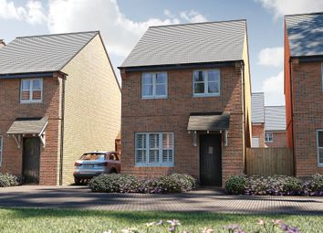 "Thumbnail 3 bed detached house for sale in ""The Studland"" at Heath Lane, Lowton, Warrington"