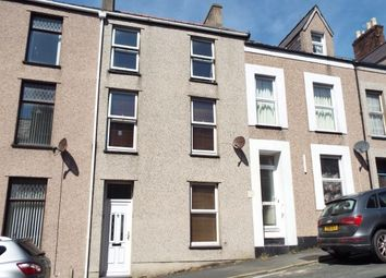 Thumbnail 4 bed property to rent in Thomas Street, Caernarfon